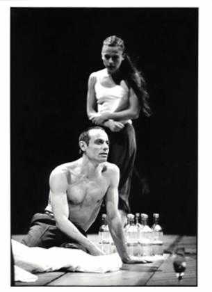 Эрика Лакаскада (Авиньон,2002)