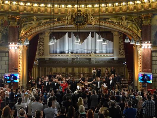 Фестивальный концерт в зале Атенеума