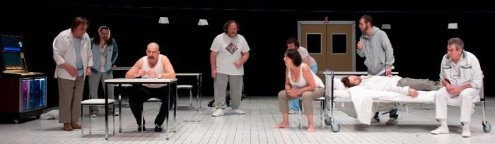 Cyrano.scène d'ensemble