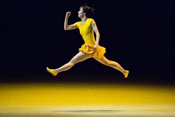Марико Кида (Джульетта) в балете М.Эка «Ромео и Джульетта»