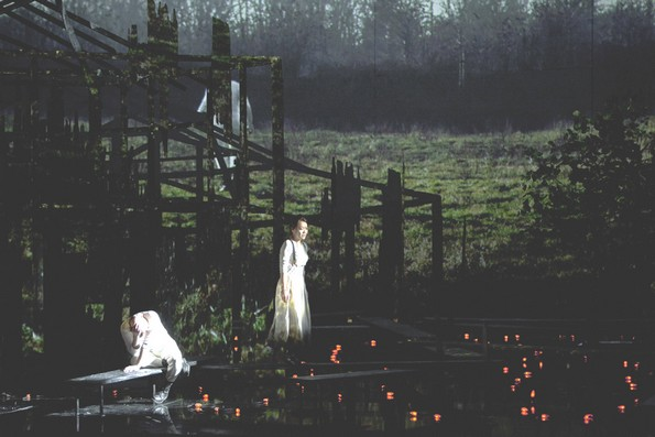 Доринда (Сунхае Им) во втором акте