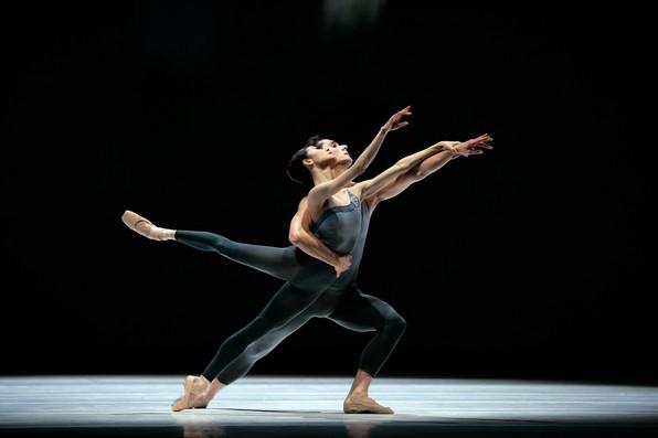 Па-де-де из балета Х.Томассона «Пятый сезон»
