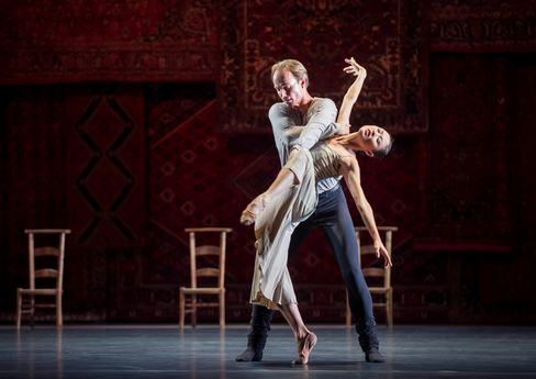 Дуэт из балета «Symphonie des psaumes»
