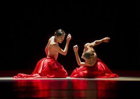 Эротичный дуэт из балета «Bella Figura»