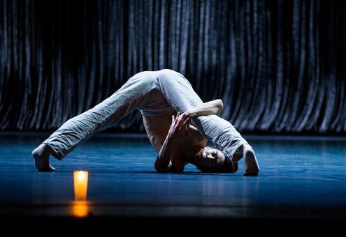 Соло из балета «Gods and dogs»