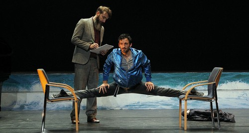 La Tempête de Shakespeare. Teatro Voadora ( Santiago de Compostelle)