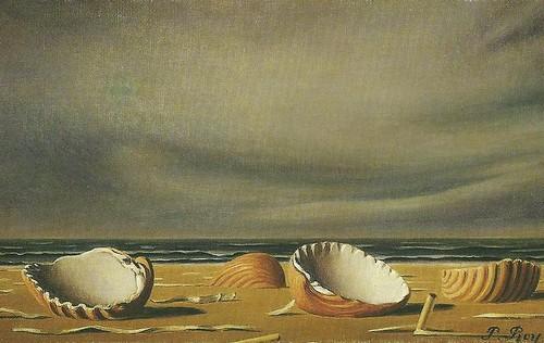 Pierre Roy. Coquillages après l'orage, 1949